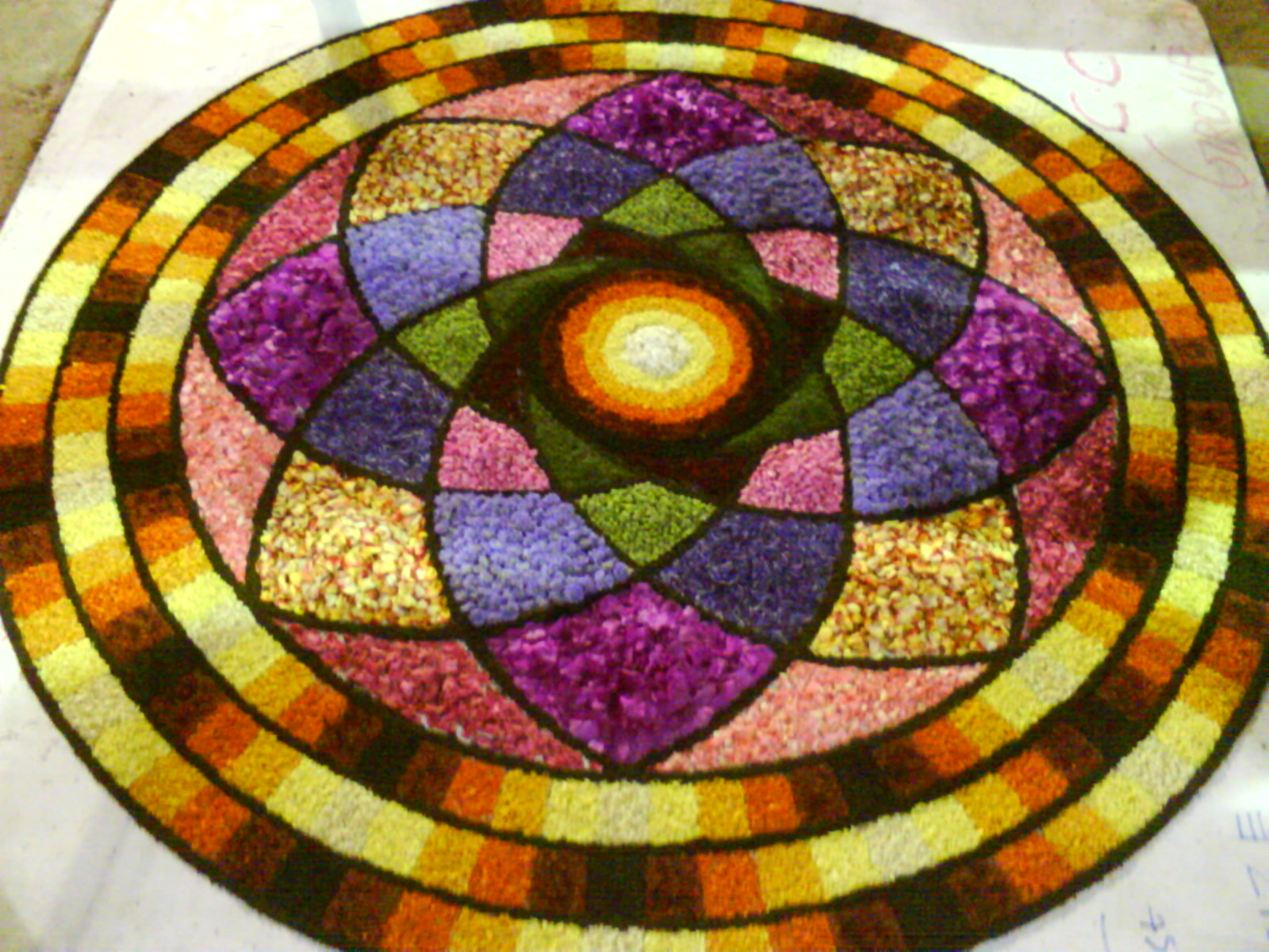Diwali Rangoli Ideas: Trends High Quality Pictures: Diwali Rangoli Designs